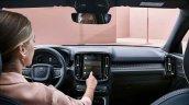 Volvo Xc40 Recharge Dashboard