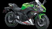 2022 Kawasaki Ninja 650 Lime Green