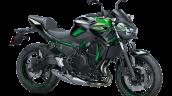2022 Kawasaki Z650 Candy Lime Green Type 3 Front R