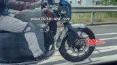 650cc Royal Enfield Cruiser Spy Usd Forks