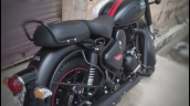 New Royal Enfield Classic 350 Rear Right Black