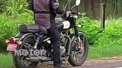 New Royal Enfield Classic 350 Hazard Lamps