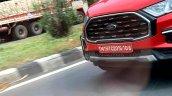 Ford Ecosport Facelift Front Left Closeup