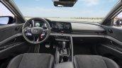 2022 Hyundai Elantra N Interior Front