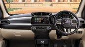 Honda Amaze Facelift Dashboard