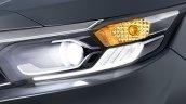 Honda Amaze Facelift Headlamp