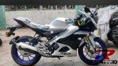 Yamaha R15m Right Grey