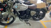New Royal Enfield Classic 350 Signals Left