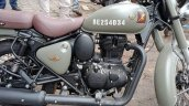 New Royal Enfield Classic 350 Signals Right