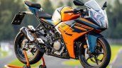 New Ktm Rc 390 Front Right