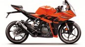 New Ktm Rc 390 Right Side