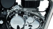 New Royal Enfield Classic 350 Engine