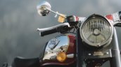 New Royal Enfield Classic 350 Front Low