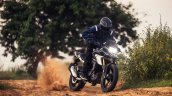 Bmw G 310 Gs Style Triple Black Front Right