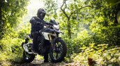 Bmw G 310 Gs Style Triple Black Front Right Forest