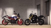 New Bmw G 310 R Colours