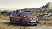 2021 Dacia Jogger Front Right Outdoors
