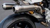 Ducati Supersport 950 S Akrapovic Exhaust