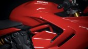 Ducati Supersport 950 S Red Fuel Tank