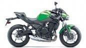Kawasaki Z650 Side Profile Left Studio