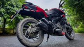 Bajaj Dominar 250 rear 3 quarters