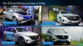 Mercedes Benz Eqc Journey India