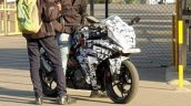 2021 Ktm Rc 390 Spy Shot Front Right