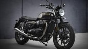 Triumph Street Twin Gold Line Front Right
