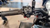 Triumph Trident 660 Switch Gear Left