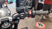 Triumph Trident 660 Switchgear