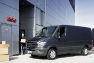 2014 Mercedes Sprinter breaks cover