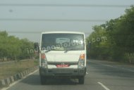 Spied - Ashok Leyland Partner MCV caught testing in Chennai