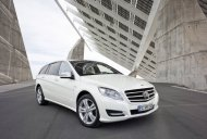 Mercedes Benz R Class to be discontinued in India