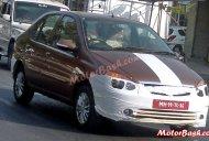 Tata Indigo eCS facelift spied once again
