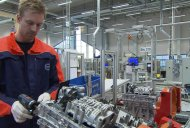 Volvo commences the production of VEA powertrains