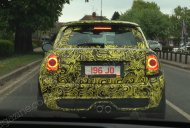 Spied - Next generation 2014 Mini Cooper could be unveiled at the Frankfurt Motor Show