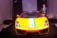 Lamborghini Gallardo LP 550-2 India Limited Edition launched at Rs. 3.06 crore [Image Update]
