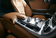 Mercedes SLS AMG gets more exclusive with Designer Leather interiors