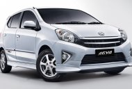 Indonesia - Toyota Agya prepares for a September launch