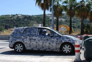BMW Active Tourer spied once again, to be part of the 2 Series lineup?
