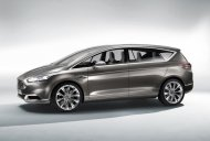 Report - 2015 Ford S-Max MPV to debut at Paris Motor Show