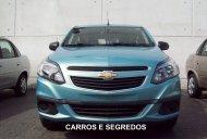 Argentina - 2014 Chevrolet Agile reveals its interior