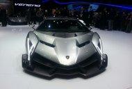 Report - Lamborghini to build Veneno Roadster
