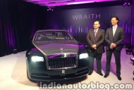 [Images Updated] Rolls Royce Wraith launched in India at 4.6 crores