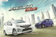 Indonesia - Brochure scans of the Toyota Agya divulge trim levels
