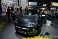 Frankfurt Live - Opel Adam Black Link limited edition unveiled