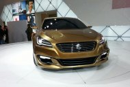 Will Maruti launch the all-new SX4 (YL1) at the 2014 Auto Expo?