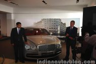 [All Images Updated] - 2014 Bentley Flying Spur launched at INR 3.1 crores