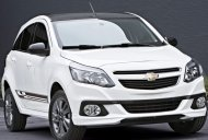 Brazil - Chevrolet Agile 'Effect' limited edition planned