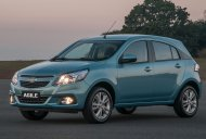 South America - Refreshed Chevrolet Agile and limited edition Agile Effect priced